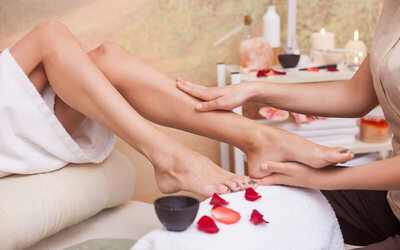 1x Foot Bath Detox + Foot Reflexology + Hot Towel + Drink (90 Menit)
