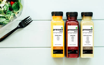 1-Day Cold-Pressed Juice Cleanse with Free Delivery (6 Bottles)
