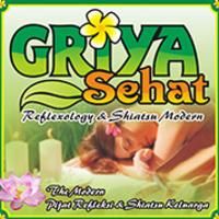 Griya Sehat Reflexology & Shiatsu Modern featured image