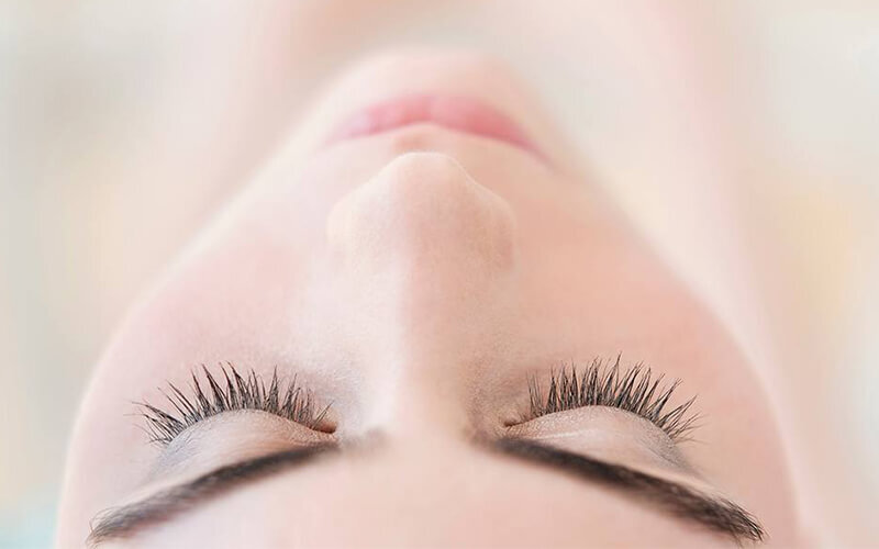 Lash-By-Lash Extension with Touch-Up and Eyebrow Shaping for 1 Person (3 Sessions)