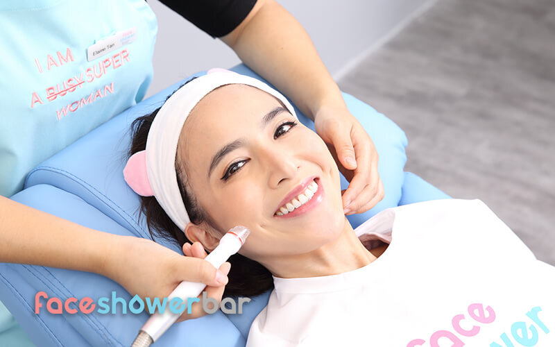 Deep Cleanse Hydra Peel Facial with Mask for 1 Person (2 Sessions)