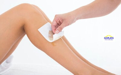 Waxing Full Legs + Waxing Under Arm + Blow Dry