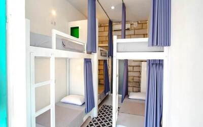Yogyakarta: 2D1N in Dormitory Room Per 1 Bed + Breakfast