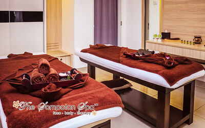 1.5-Hr Spa with Full Body Massage with Coffee Body Scrub for 1 Person