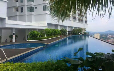 2D1N Stay in Silverscape Luxury Residence for 11 People