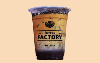 [Buy 1 Get 1] Iced Coffee Factory