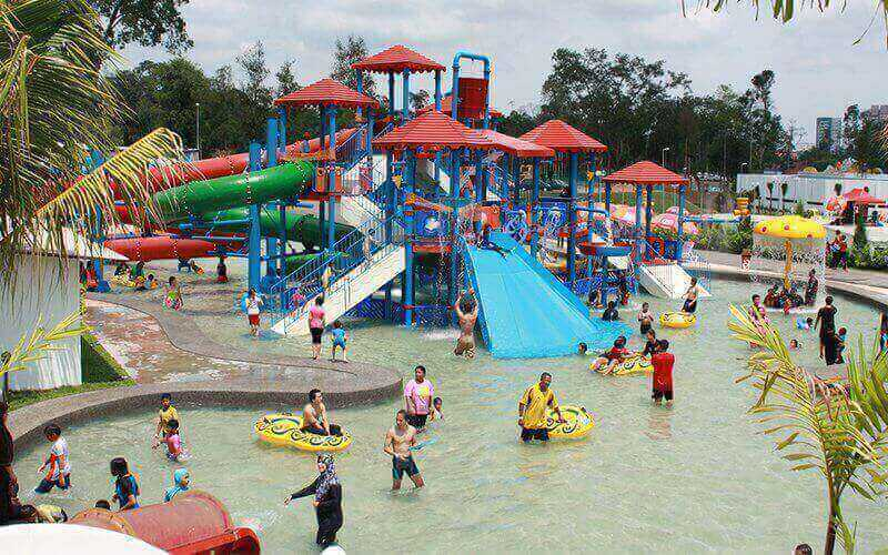 (Sat - Sun, PH, and School Holidays) 1-Day Pass to Melaka Wonderland for 1 Child
