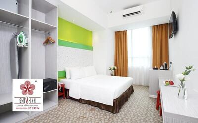 Johor Bahru: 2D1N Stay in Cosy Room with Breakfast for 2 People