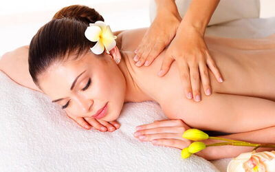 (PAKET 2x Sesi) Body Massage + Lulur + Masker Full Package + Sauna + Underarm Waxing + Ear Candle