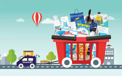 $30 Cash Voucher for Groceries and Lifestyle Products + Free Delivery