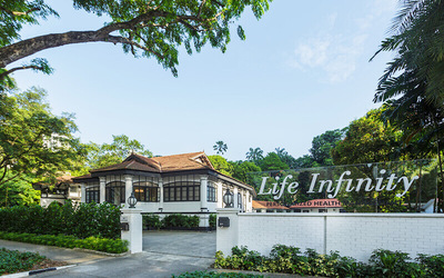 2-Hour Infinity Bliss Spa Retreat for 1 Person