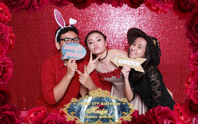 Paket Photobooth Unlimited 2 Hours