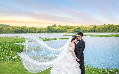 Pre-Wedding Photoshoot Package for 2 People