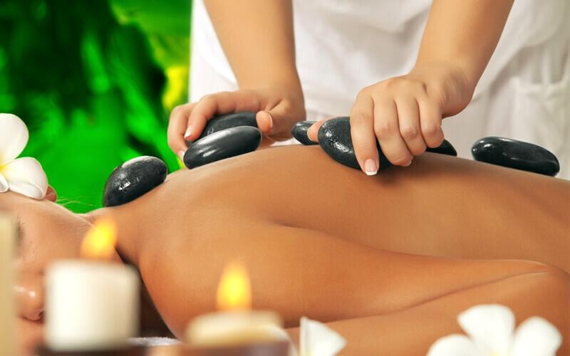 Hot Stone Massage (90 Mins)