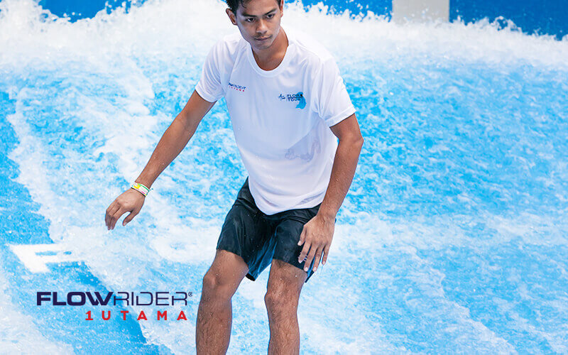 (Mon - Fri) 1-Hour FlowRider® Session for 1 Adult (Non-MyKad Holder)