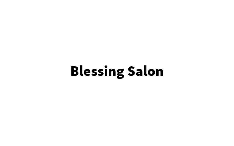 Blessing Salon featured image.