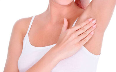 Underarm Peeling
