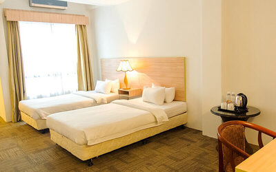 Malacca: 2D1N Stay in Superior Room with Breakfast for 2 People
