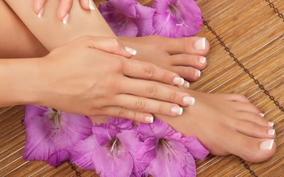 1-Hour 45-Minute Gel Manicure and Classic Pedicure for 1 Person