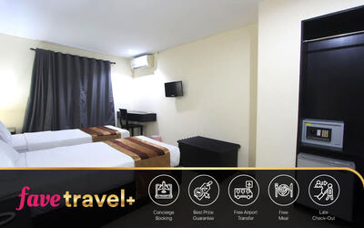 [FAVE Travel+] Bali: 4D3N Superior Room (Room Only)