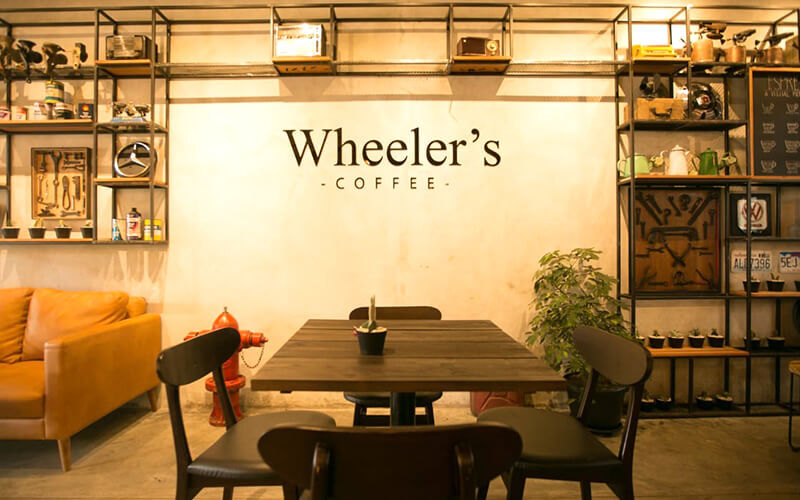 Wheeler's Coffee featured image.
