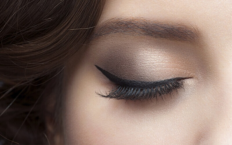 Eyeliner Embroidery + Eyebrow Shaping + Touch Up for 1 Person