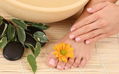 Classic Manicure and Pedicure for 1 Person (2 Sessions)