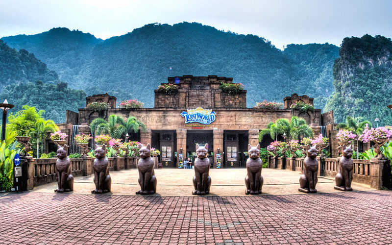 Super Saver Package: Admission to Lost World of Tambun for 1 Child / Senior Citizen (MyKad Holder)