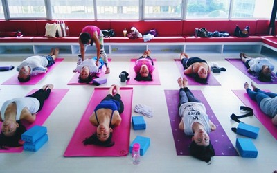 Six (6) Classes at Yoga Bar for 1 Person
