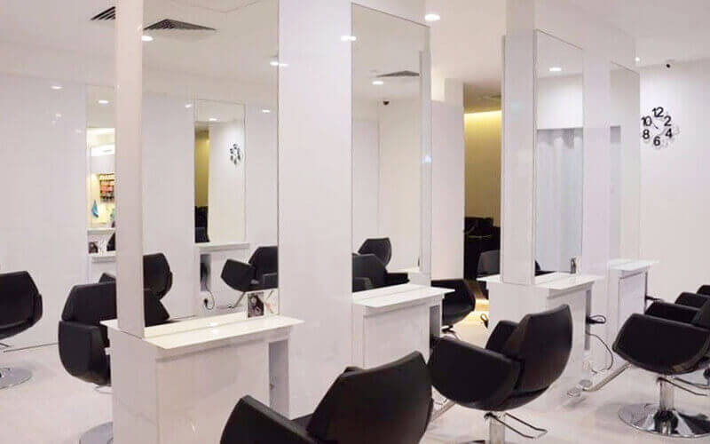 Hair Remodelling + Cut, Wash, and Blow + Hair and Scalp Treatment for 1 Person