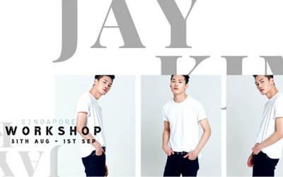 (Aug 31 - Sep 1, 2019) Studio de S x Jay Kim: 1.5-Hour K-pop Workshop for 1 Person (4 Sessions)