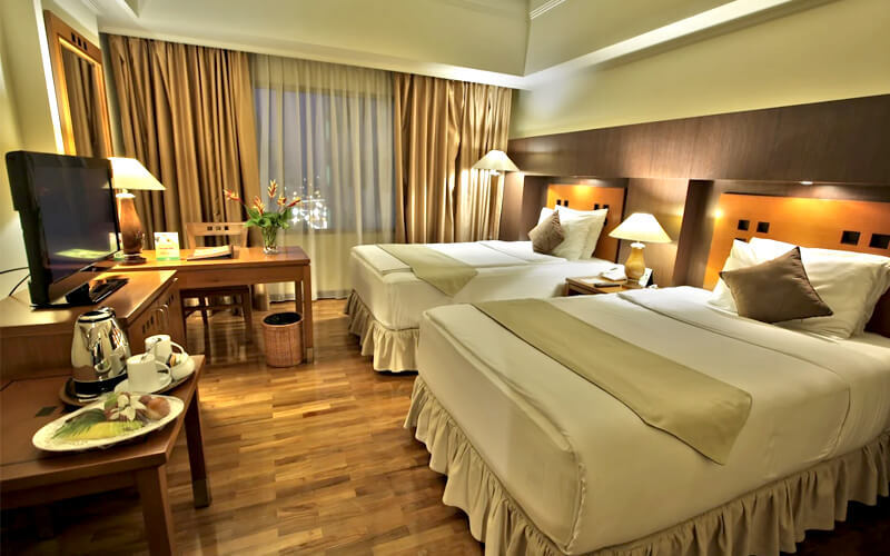 2D1N Stay in Superior Room (room only)