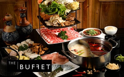 (Mon - Thu) Seafood Steamboat Dinner Buffet for 1 Person
