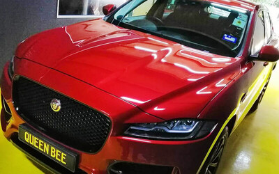 15-Step Auto Detailing with 3M Polishing for 1 Car