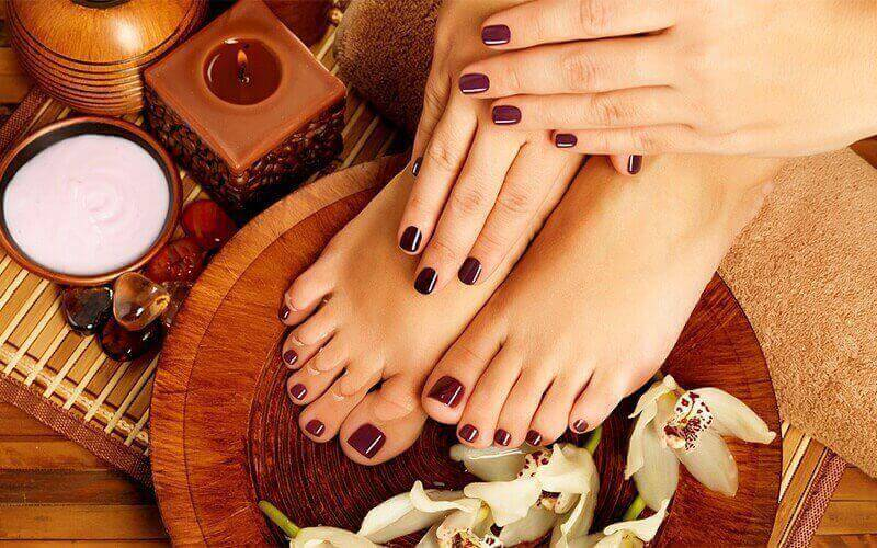 Gel Manicure with Classic Pedicure for 1 Person