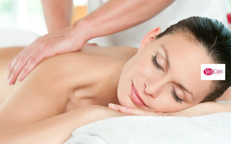3x Aromatherapy Body Massage + Body Scrub + Body Mask + Face Acupressure + Body Moisturizer + Ginger Tea
