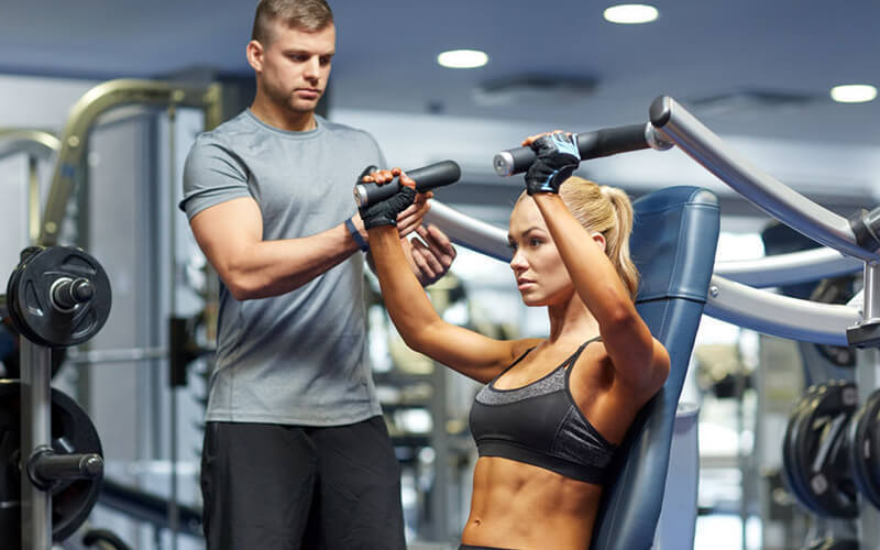 1-Hour Personal Training for 1 Person (14 Sessions)