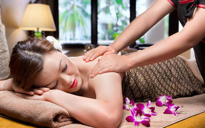 1-Hour Signature Himalayan Full Body Massage for 2 People