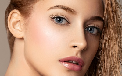 1-Hour Natural Eyelash Extension + One (1) Touch Up for 1 Person