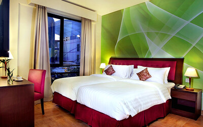 Kuta: 2D1N in Standard Room (Room Only) - for 2 pax