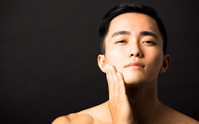 1.5-Hour Men's Skin Purifying Facial for 1 Person