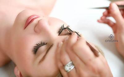 Classic Natural Eyelash Extension