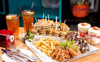 RM30 Cash Voucher for Pancakes and Waffles