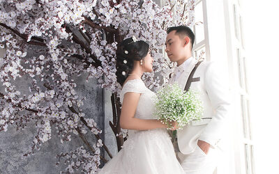 Paket Prewedding Photo Indoor (6 Tema)