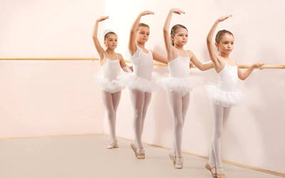 Voucher Value Senilai Rp.100.000 Free One Time Trial Ballet Class For New Member Only