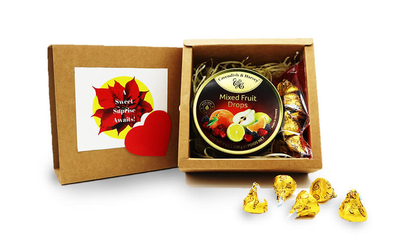 Cavendish and Harvey Sweet Surprise Gift Set