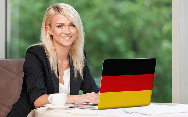 6-Month Accredited Beginner and Advanced German Course with International Certificate for 1 Person