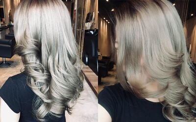 Hair Colouring / Straightening / Perming + Hair and Scalp Treatment + Wash and Blow for 1 Person