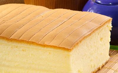 Ah Mah Traditional Homemade Egg Sponge Cake Original Flavour