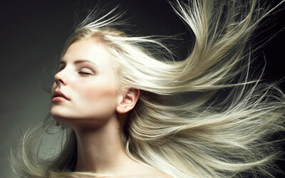 Chemical Hair Service with L'Oréal Matrix Treatment + Cut, Wash, and Blow for 1 Person